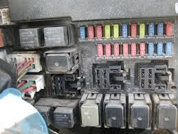 need fuse box and relay diagram for nissan altima i m hopping its the fuse because the display on the rear view mirror for the outside temp and compass went out after this also i had also just got the a c