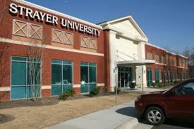 Strayer University Campus Strayer Expands While Most Big For Profits Keep Shrinking