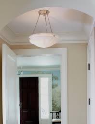 hallway ceiling lighting. a palladian alabaster pendant 16inch diam ornate multistem provides lighting for the hallway between ceiling n