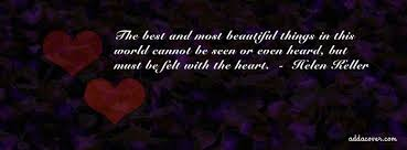 Beautiful Cover Photos With Quotes Best Of The Best And Most Beautiful Things Facebook Covers The Best And