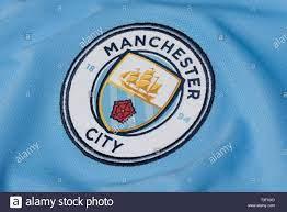 Manchester City Logo Stockfotos und -bilder Kaufen - Alamy
