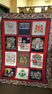 32 best Quilting Kits at The Quilt Corner images on Pinterest ... & One of our most favorite t-shirt quilts made for a customer at The Quilt Adamdwight.com