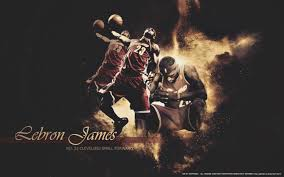 lebron james wallpaper cavs dunking. LeBron James Thinking Dunk Widescreen Wallpaper And Lebron Cavs Dunking