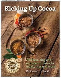 and that has been the best decision i have made i am getting to experience all new ways of enjoying cocoa including in every day cooking