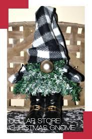 Dollar General Christmas Lights Price Make An Adorable Dollar Store Christmas Gnome