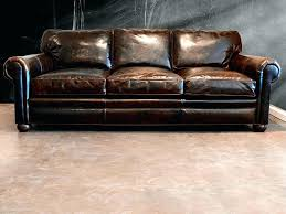 leather couch treatment leather couch treatment architecture distressed leather sofa be equipped nice chairs popular couch