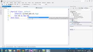 Asp Net Designer Vb Cant Use Ado Net Entity Data Model In Asp Net Stack Overflow
