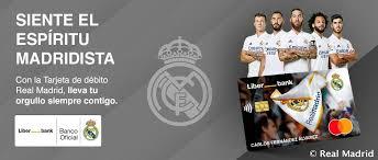 Liberbank lanza la Tarjeta Real Madrid con un diseño personalizado | Real  Madrid CF