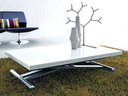 convertible coffee table to dining table small table kitchen adjule height coffee dining convertible coffee table