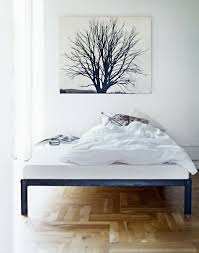 simple metal bed frame. Brilliant Metal Simple Metal Bed Frame By Lllp For Metal Bed Frame M