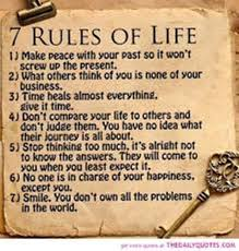 7 Rules Of Success Quote Image