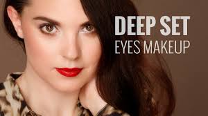 easy night out makeup for young mothers with deep set brown eyes