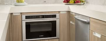 the perfect microwave for under counter installations