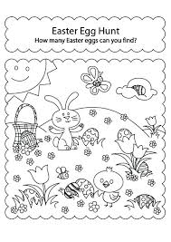Easy Easter Coloring Pages Religious Free Printable Coloring Pages