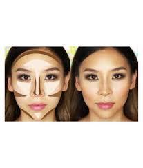 sivanna 4 colors makeup studio cheek contour kit