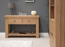 oak hall tables. Belgrave Solid Premium Oak Hallway Furniture Console Hall Table Ebay Tables
