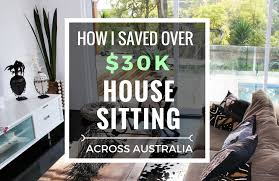 How I Saved Over 30k House Sitting Across Australia Sunsets and