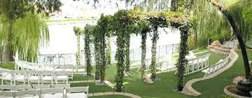las vegas garden wedding venues outdoor weddings planner