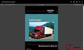Def Light Blinking Cascadia Freightliner Trucks All Models Full Set Manuals Pdf