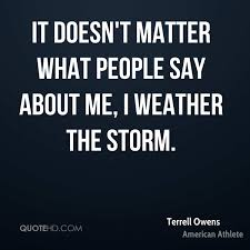 Terrell Owens Quotes Quotehd