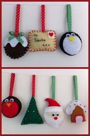 How To Do Blanket Stitch The Edging For The Felt Christmas Christmas Felt Crafts