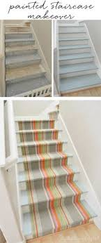 painted basement stairs. I Love This Painted Staircase, It\u0027s So Uplifting! This Would Work Well On  The Basement Stairs