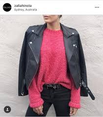 new real leather jacket rrp 580 zaliah size 6 jackets coats gumtree australia inner sydney sydney city 1193661945