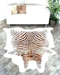 zebra print rugs animal calfskin rug cowhide giraffe for leopard australia zebra print rugs