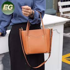 china 2019 leather handbags vintage versatile tote bag for las emg5523 china fashion handbags classical bags
