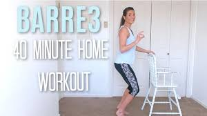home barre3 workout with me 2019 pregnancy workout