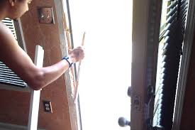 exterior door frame repair vaughan