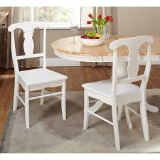 simple living furniture. simple living solid wood empire dining chairs set of 2 furniture v
