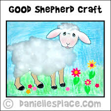 Small Picture For Children A Unique Activity Is To Color With Sheep Coloring