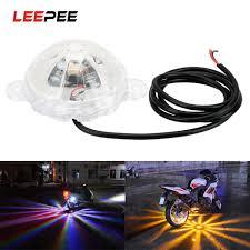 Motorcycle Strobe Lights Hot Deal 27200 Leepee Motorbike Flash Strobe Light