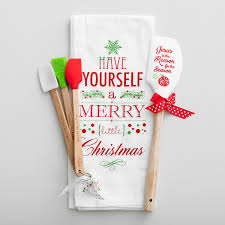 Kitchen Christmas Gift Season Of Joy Christmas Mini Kitchen Tools Spatula And Dish