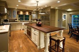 Image Of: Rustic Country Kitchen Designs Ideas