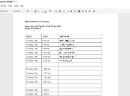 Google Sign In Sheet Using Documents As Sign Up Sheets Collaborative Tools Project