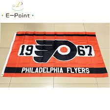 Flyers Flag 2019 Philadelphia Flyers National Hockey League Nhl 3 5ft 90cm 150cm Polyester Flag Banner American Decoration Flying Home Garden Flag From