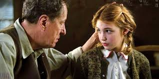 the book thief intelligent funny and hopeful lots of  geoffrey rush and sophie nelisse in the book thief