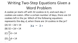 endearing how to solve algebra word problems step by in multi step equations algebra