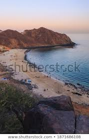 Khorfakkan beach is a major tourist attraction. Shutterstock Puzzlepix
