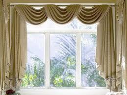 The window curtains are available in different styles such as: