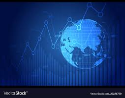 Chart Stock Photo Stock Market Graph Business Growth Graph Chart