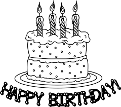 Small Picture Birthday cake coloring pages for adults ColoringStar