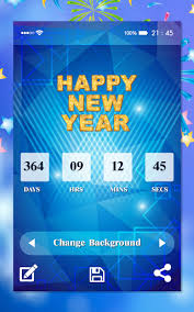 New Year 2019 Countdown App Report on Mobile Action - App Store ...