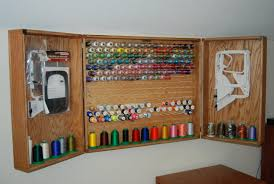Sewing Room Storage Cabinets Sewing Storage And Organization