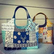 22 best Quilt As You Go images on Pinterest | Handmade handbags ... & Pink Stitches: QAYG bags Adamdwight.com