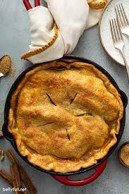 Whether it's imbuing a smoky tinge into a skillet hash of turnips and eggs or making a juicy pork tenderloin in the middle of the week, here are 20 of our favorite cast iron pan recipes to try on the grill. Easy And Rustic Apple Pie Recipe Belly Full