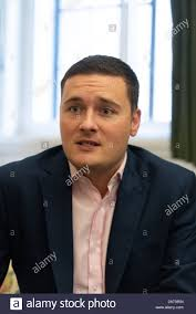 Wes Streeting is a Member of Parliament (MP) for Ilford North, representing  the Labour Party since the 2015 general election Stock Photo - Alamy