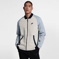 nike sportswear tech fleece men s varsity jacket